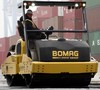 Redesigned Tandem Rollers from BOMAG