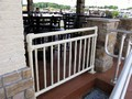 Aluminum Picket Railing System requires no welding.