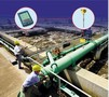 Flow Meter is offered with wireless communication option.