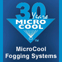 MicroCool High-Pressure Fog System for Process Cooling and Humidity Control