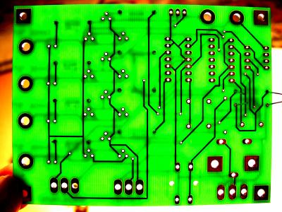 Plastic Prototype Printed Circuit Boards