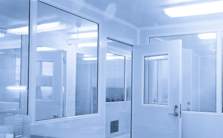 Cleanroom Airlock and Shower Technology