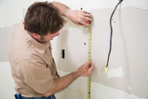 Drywall Fastener Installation