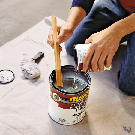 Do it yourself epoxy floor coating solutioingenieria Image collections