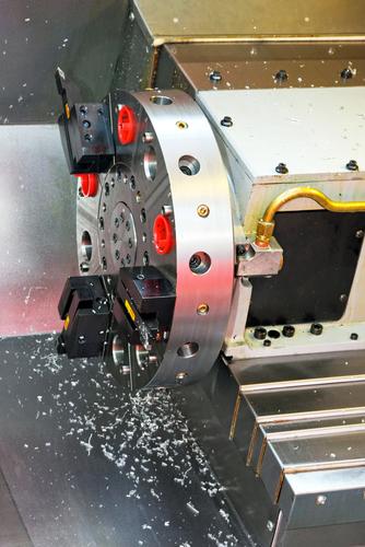 CNC Lathe Training