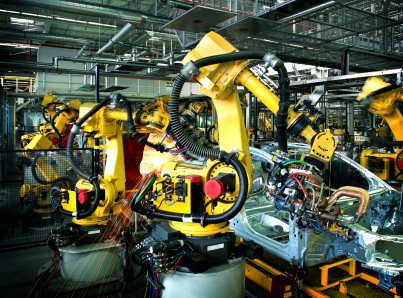 Industrial Robot Basics