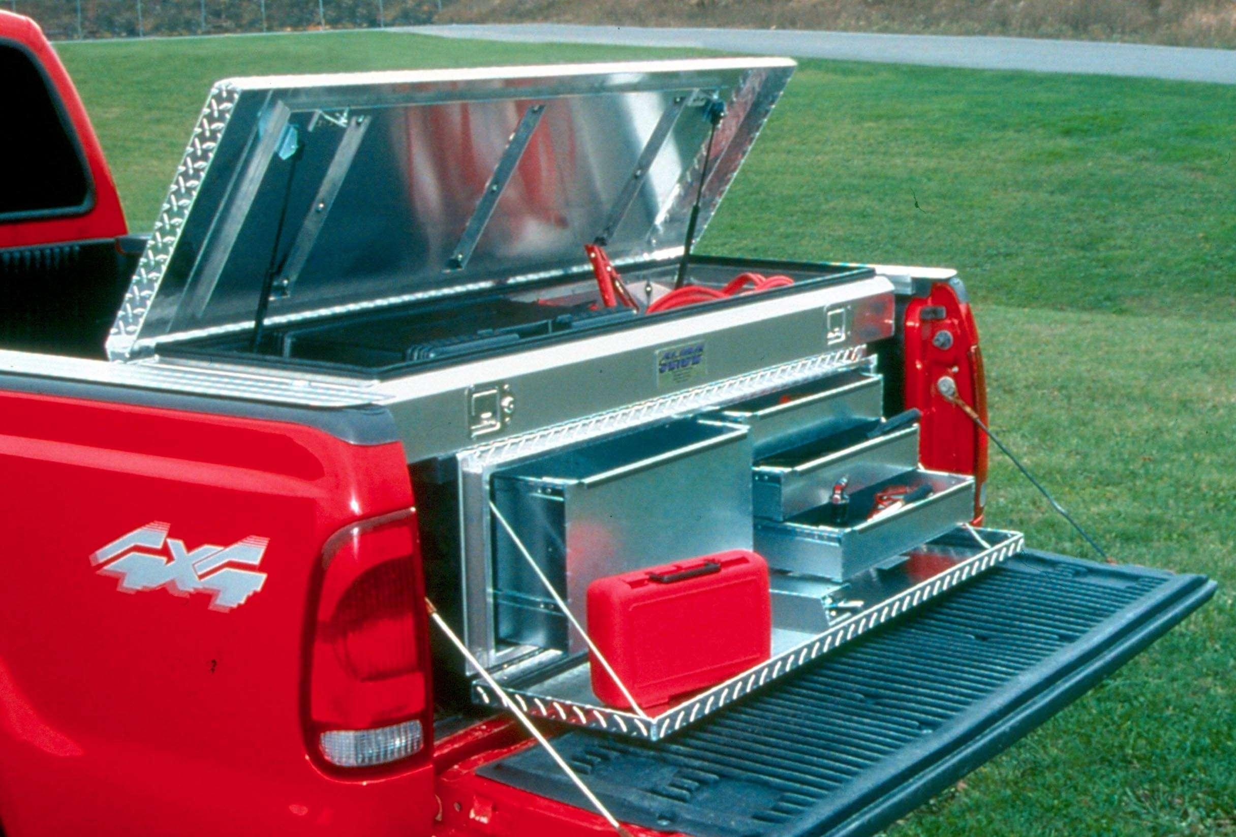 Tool Storage Truck Bed Ideas Box Lift Gate Wiring Diagram Images