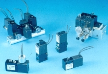 Control Valves are used with air, intert gas or vacuum.
