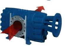 Vacuum Booster supercharges pumps.