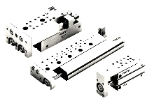 Mini Slides provide precision in handling and assembly.