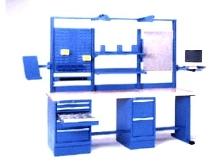 Workbench features modular design.