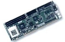 Single Board Computer supports 1.5 GB PC-133 SDRAM.