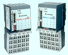 I/O Modules offer sequential auto addressing.