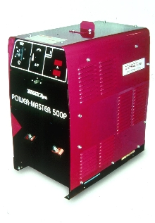 Inverter powers arc-welding systems.