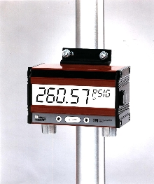 Universal Loop Display shows process status in field.