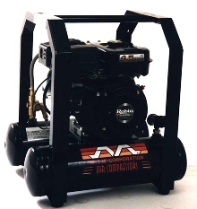Air Compressor offers hand-carry portability.