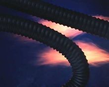 Fire-Retardant Hose provides hydrolytic stability.