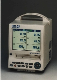 Heat Flow Meters are easy to calibrate.