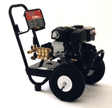 Pressure Washers are available with Robin engines.