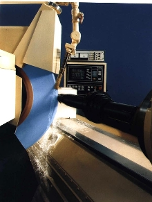 Grinding Wheels are continually sharpened.