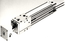 Linear Thruster withstands torque up to 885 in. lb.