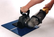 Weld Shaver removes welds.