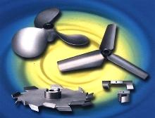 Top-Entering Mixers offer range of impeller designs.