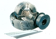 Tungsten Carbide Wires withstand earth moving applications.