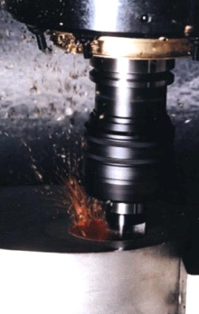 Cutters and Inserts handle heat resistant alloys.