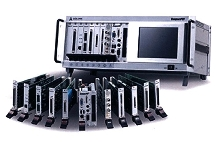 Instrument Chassis System retains interoperability with CompactPCI.