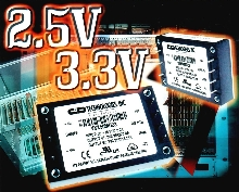 DC/DC Converter achieves 89% efficiency.