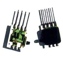 Pressure Sensors feature 4 volt and millivolt outputs.