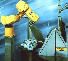 Loading System automates small batches.