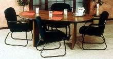 Conference Table is available in 5 colors.
