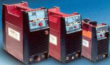 Power Supplies are geared for arc welding.
