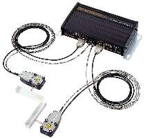 Encoder provides dual- and single-axis capability.