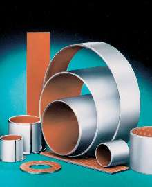 Prelubricated Bearings handle oscillating movements.