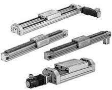Electromechanical Actuator provides high-speed positioning.