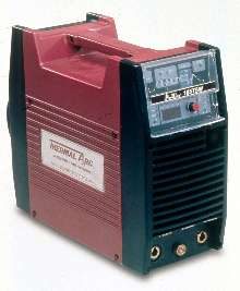 Portable AC/DC Inverter handles TIG welding applications.