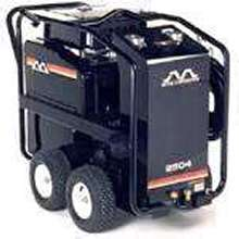 Pressure Washers offer quiet operation with less vibration.