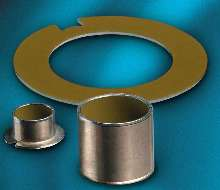Bearings are offered in four styles.