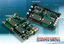 DC/DC Converters offer efficiencies to 91%.