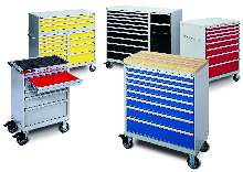 Mobile Workstations suit various industrial applications.