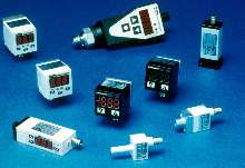 Pressure Sensors provide response time less than 2.0 ms.