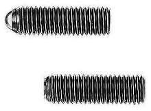 Socket Set Screws are made of alloy steel.