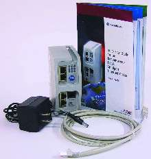 Dial-in Modem grants remote access to any network device.
