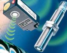 Non-Contact Sensors perform distance and level monitoring.