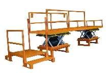 Operator Positioning Systems feature low profile.