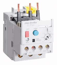 Overload Relays offer NEMA and IEC configurations.