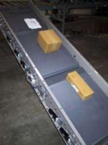 Belt Conveyor offers true-zero-contact accumulation.